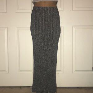 Dresses & Skirts - Long gray skirt